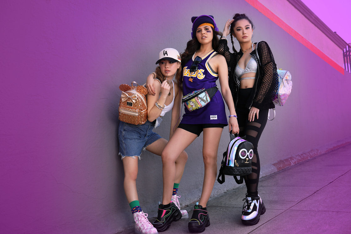 Festival Clothing EDM Fashion - 90s Chicks | GIRL POWER Blog