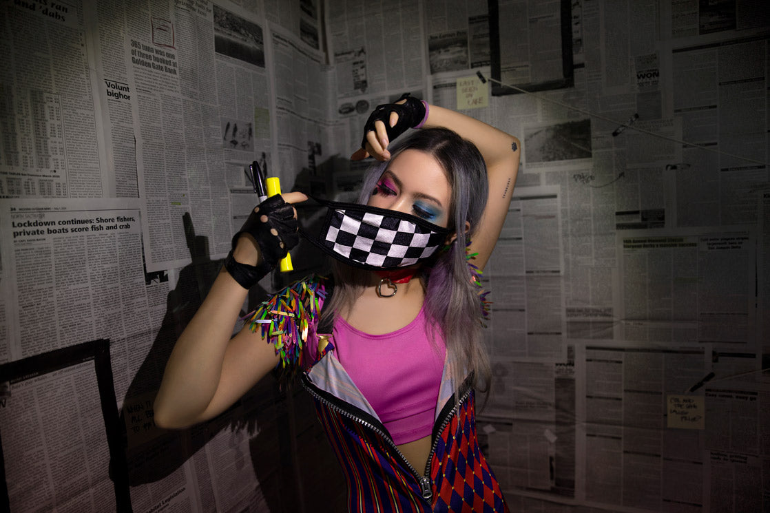 Tainted Love - Festival Outfits EDM Clothing Rave Fans Cosplay