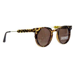 Spitfire Teddy Boy Vintage Sunglasses in Tortoise
