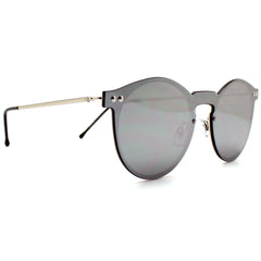 Spitfire Orphius Sunglasses in Silver Mirror