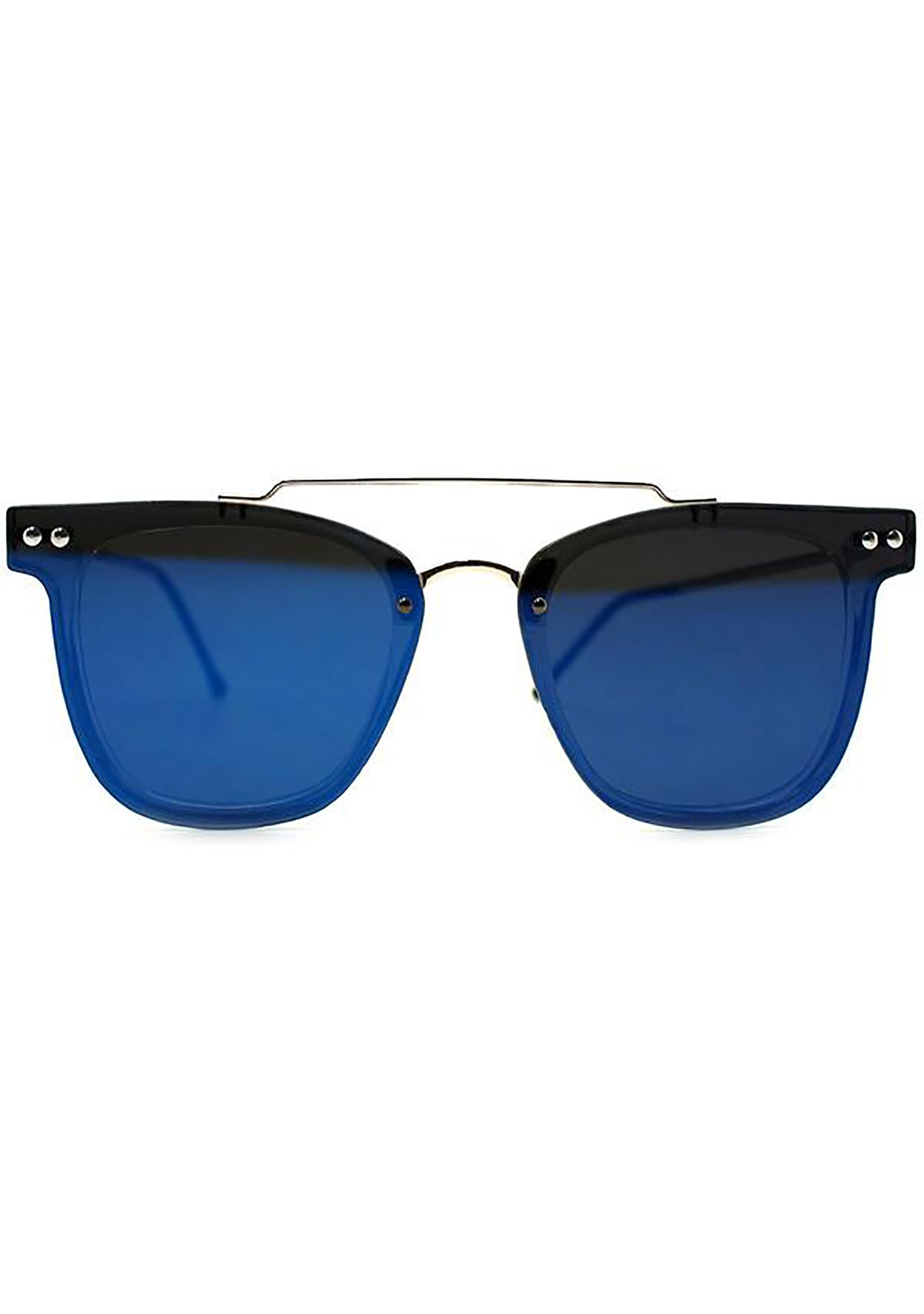 Spitfire FTL 2 Sunglasses in Clear/Blue