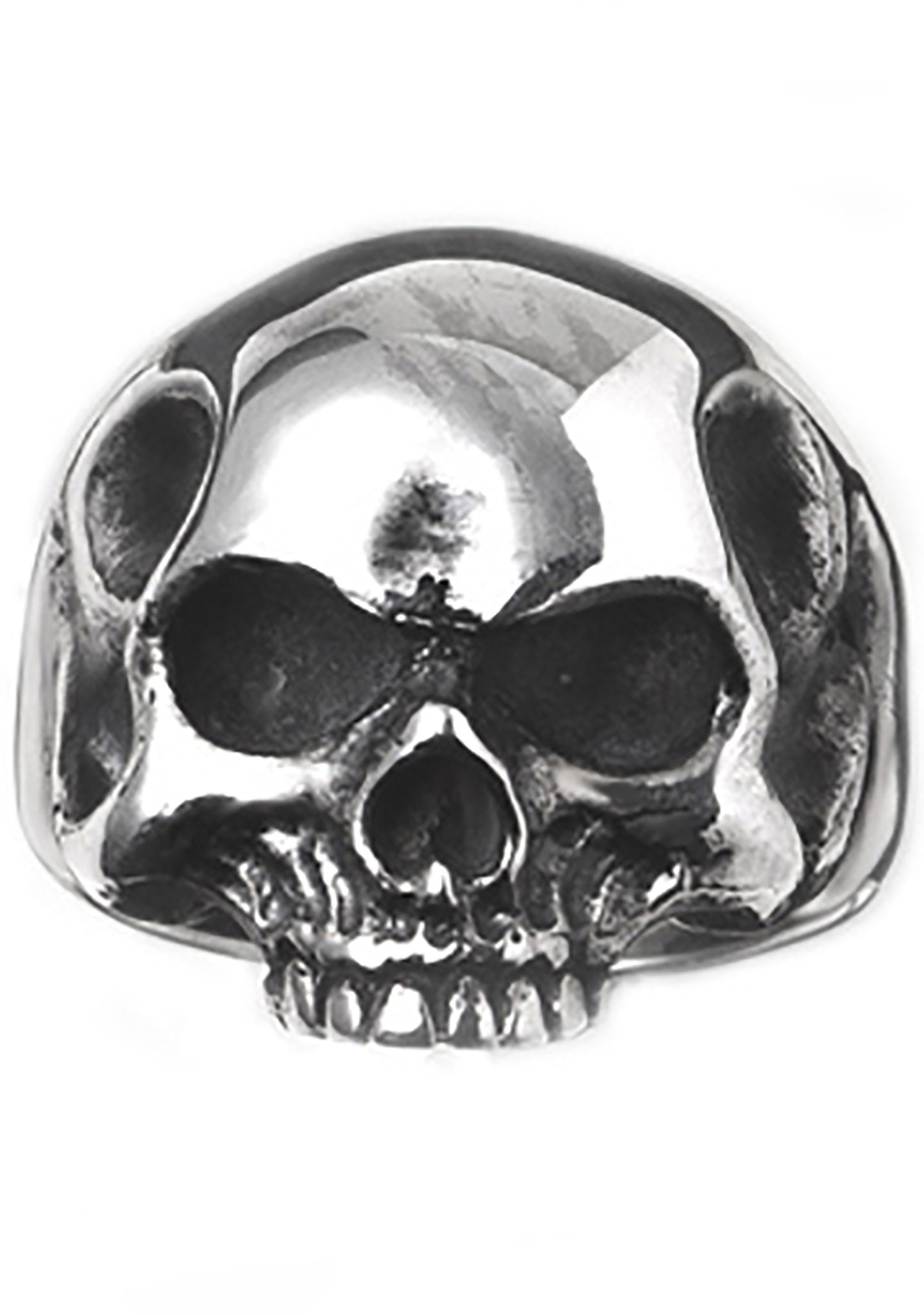 2 Abnormal Sides S Skull Ring