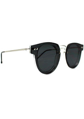 Spitfire Sharper Edge 2 Sunglasses in Clear/Black