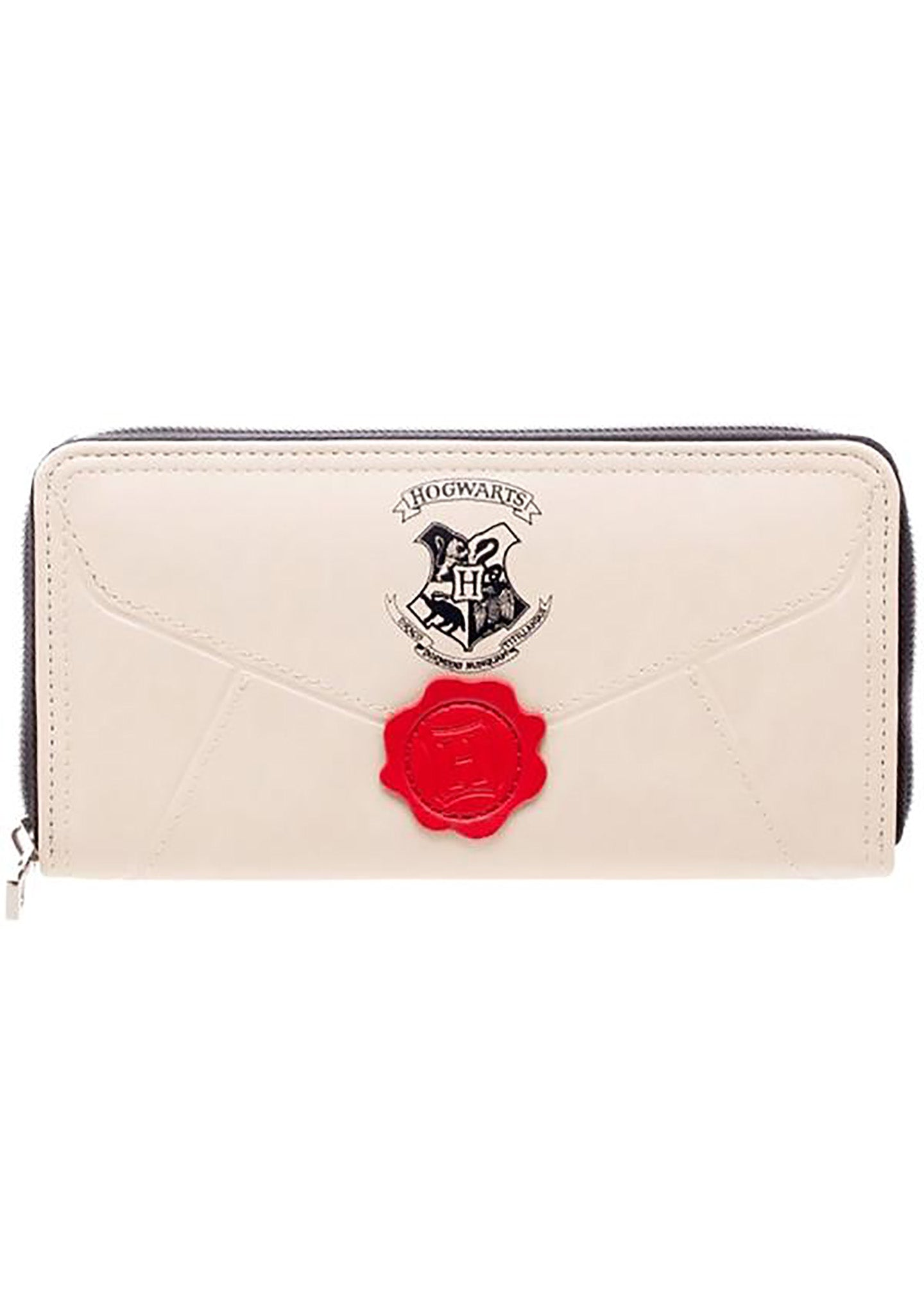 BIOWORLD X Harry Potter Envelope Zip Around Wallet