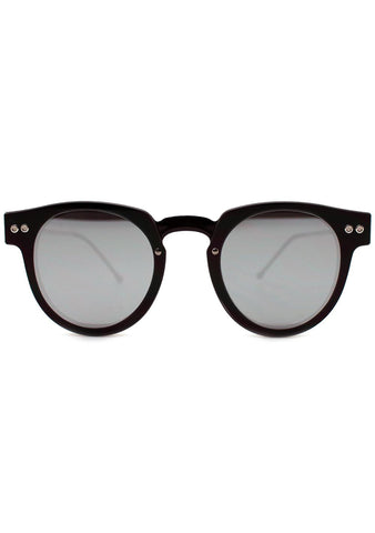 Spitfire Sharper Edge Sunglasses in Black/Silver