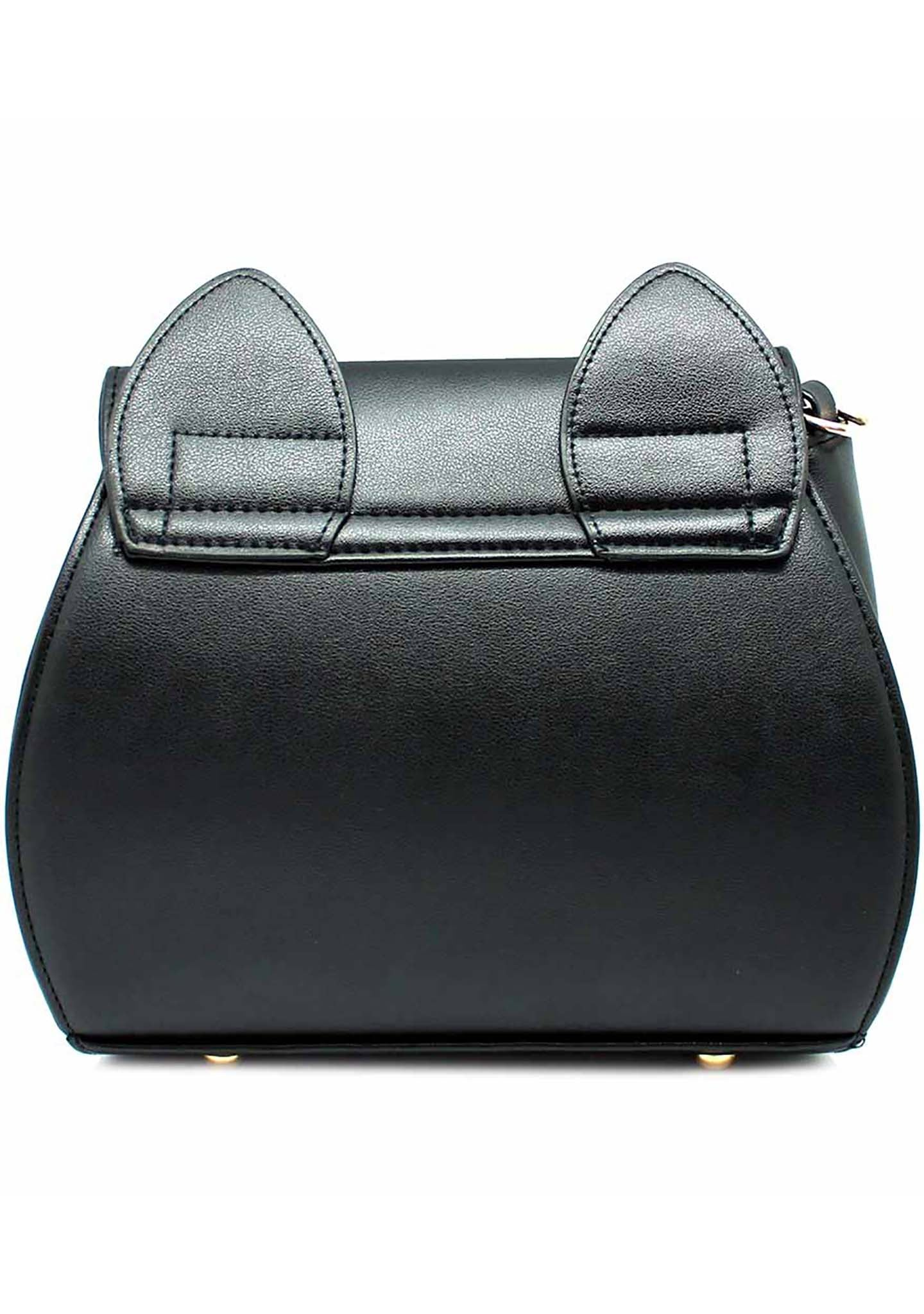 7 LUXE Luna Crossbody Handbag in Black