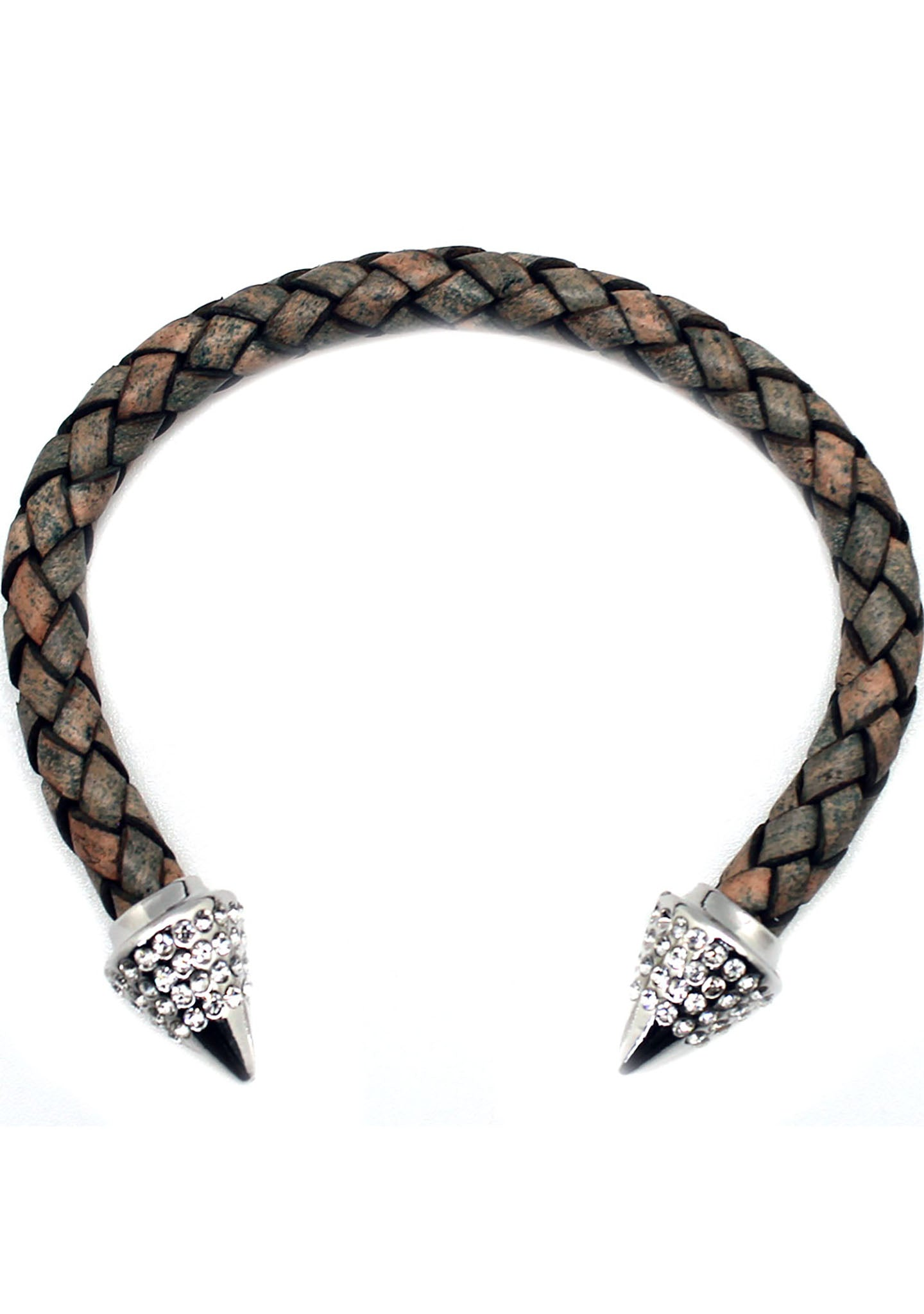 7 LUXE Anaconda Bangle Bracelet