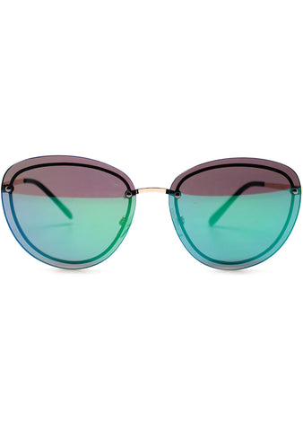 7 LUXE Astro Girl Sunglasses