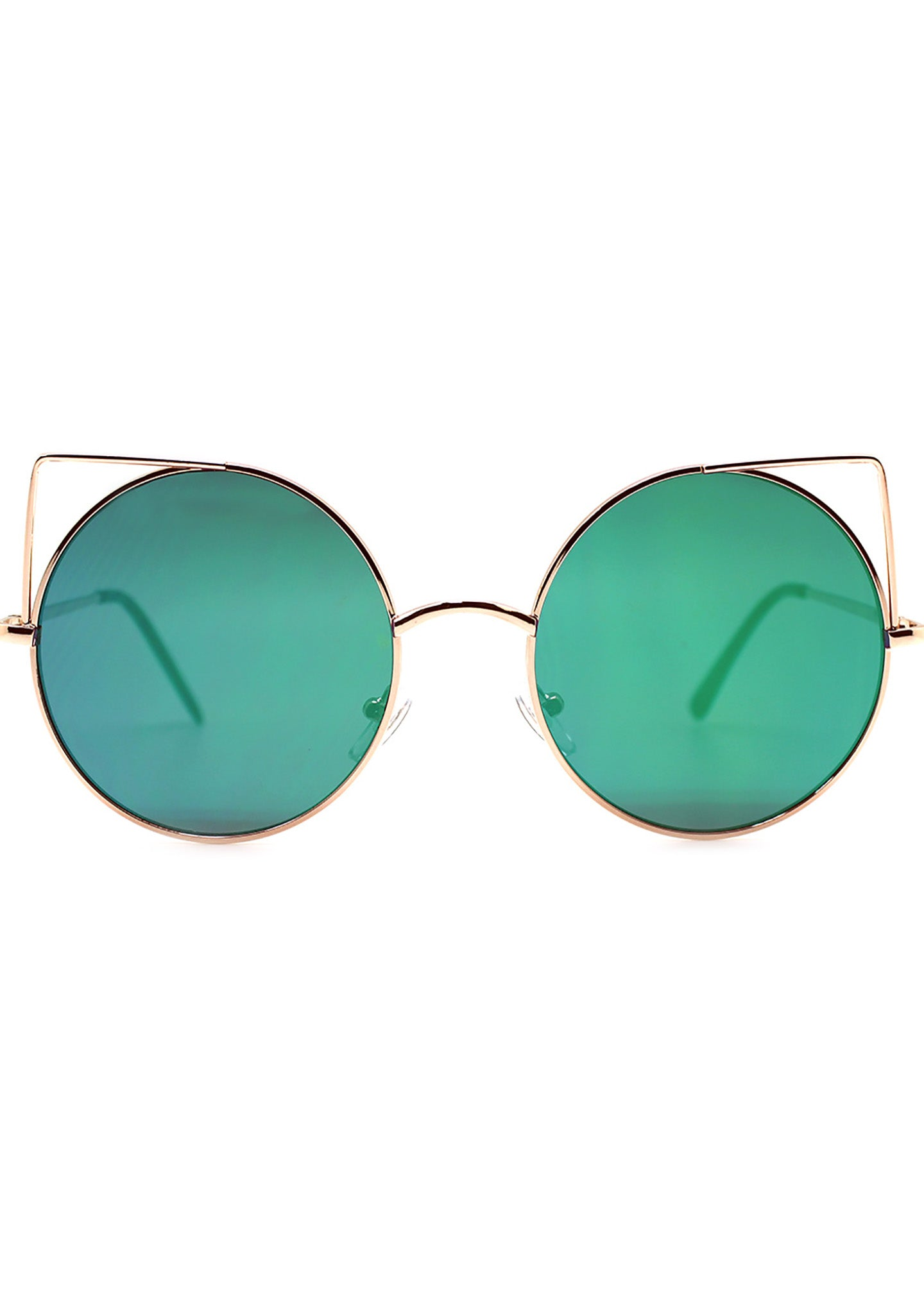 7 LUXE Bite Me Sunglasses