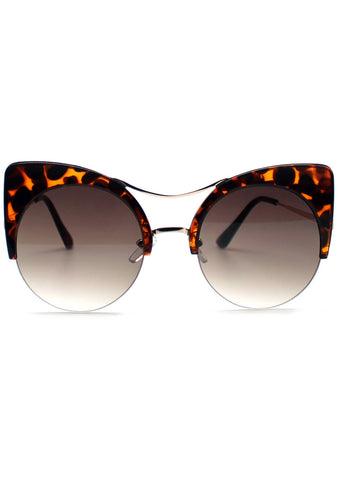 7 LUXE Electric Cat Sunglasses