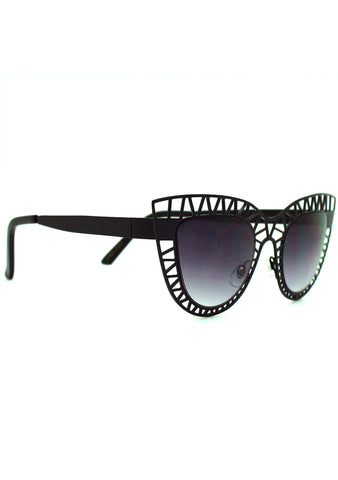 LASR Fierce Feline Sunglasses