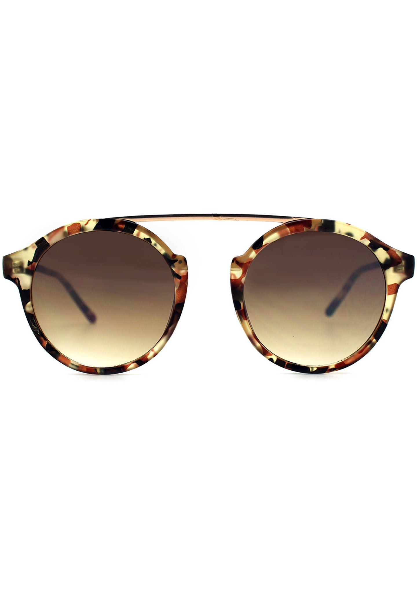 7 LUXE Off World Sunglasses in Matte