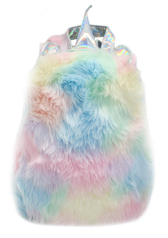 What The Fluff Unicorn Mini Backpack