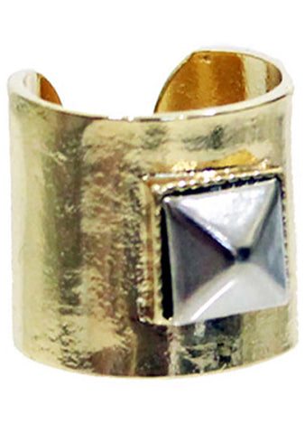 8 Other Reasons Anarchy Rings in Gunmetal/Gold