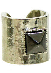 8 Other Reasons Anarchy Rings in Silver/Gunmetal