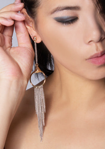 8 Other Reasons Liquid Sunlight Drop Earrings