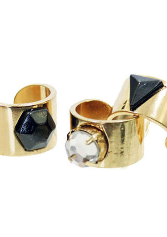 8 Other Reasons Stone Cold Rings (Sets of 3)
