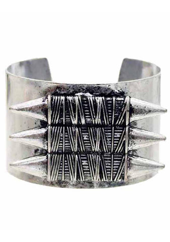 8 Other Reasons Survivor Spike Cuff Bracelet