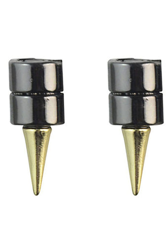 8 Other Reasons Vice Versa Double Spike Earrings