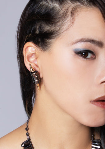 8 Other Reasons Vice Versa Drop Spike Earrings