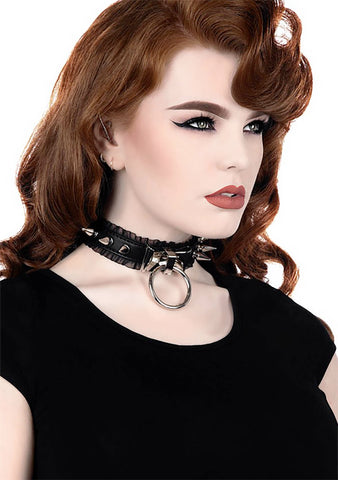KILLSTAR Fancy AF Collar Choker