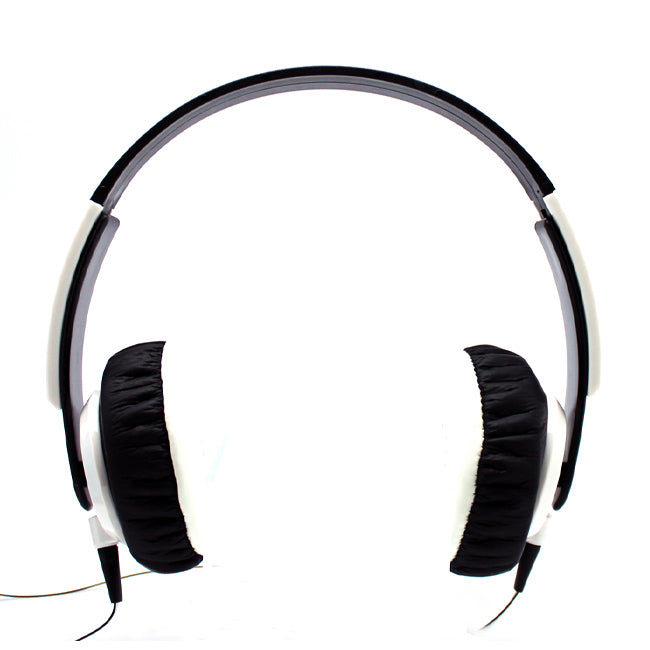 HD Stereo Headphones in White