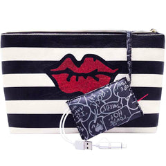 Betsey Johnson I'm In Charge Wristlet