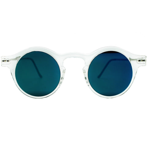 Spitfire Nexus Sunglasses in Clear/Green