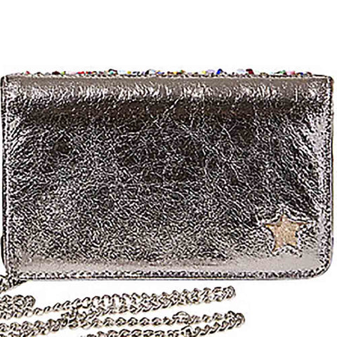 Betsey Johnson Rock Candy Phone Crossbody Bag