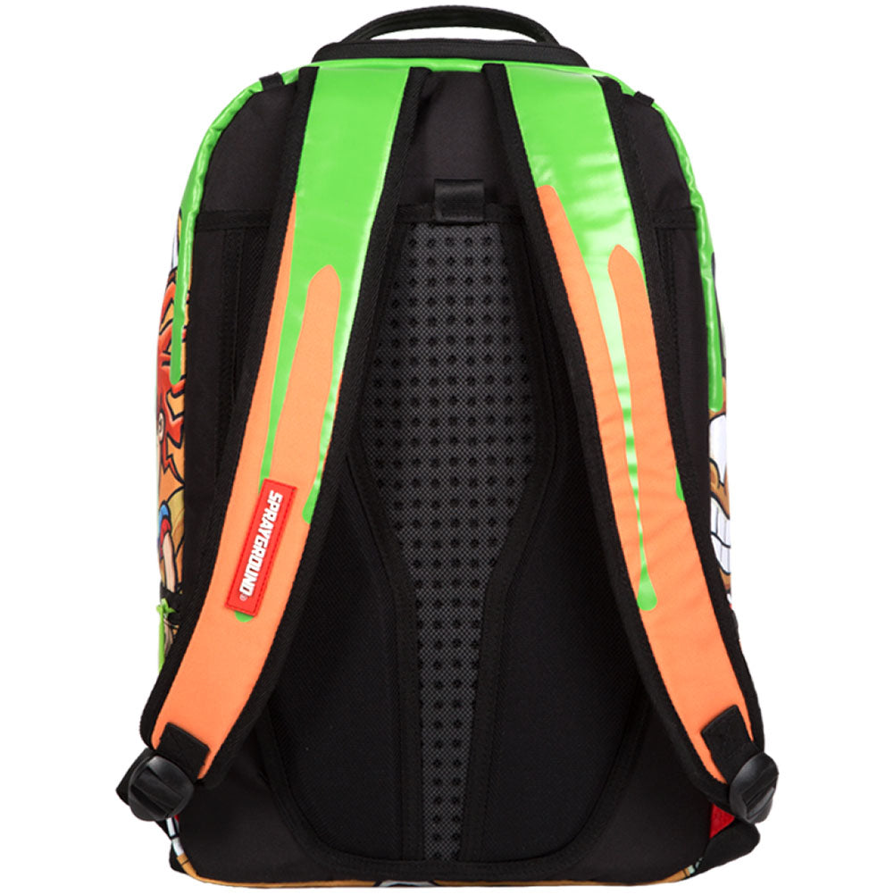 Sprayground X Nickelodeon 90's Slime Backpack