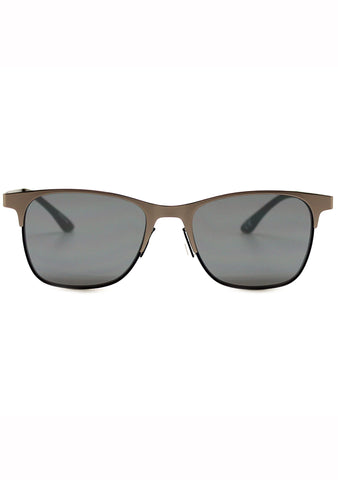 Adidas Originals Square Mirror Metal Series Sunglasses in Silver/Blue