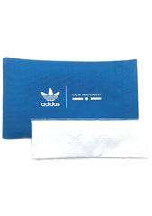 Adidas Originals Aviator Mirror Metal Series Sunglasses in Black/Blue