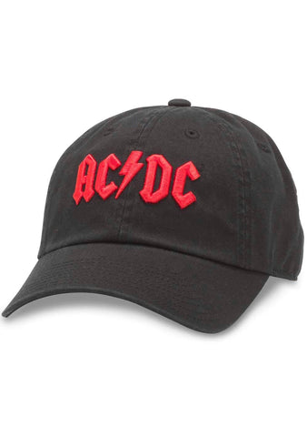 American Needle ACDC Ballpark Raglan Hat