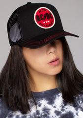 ACDC Valin Hat in Black