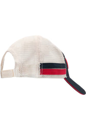 American Needle X Coca-Cola Foundry Hat in Black/Ivory