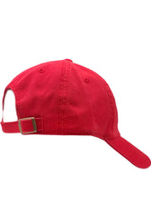 American Needle X Coca-Cola Wash Micro Slouch Hat in Red