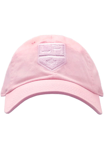 American Needle LA Kings Blue Line Tonal Hat in Pink