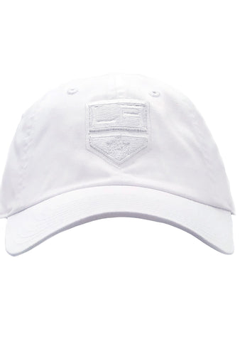 American Needle LA Kings Blue Line Tonal Hat in Snow