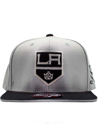 American Needle Los Angeles Kings NHL Flat Brim Chipper Snapback Hat