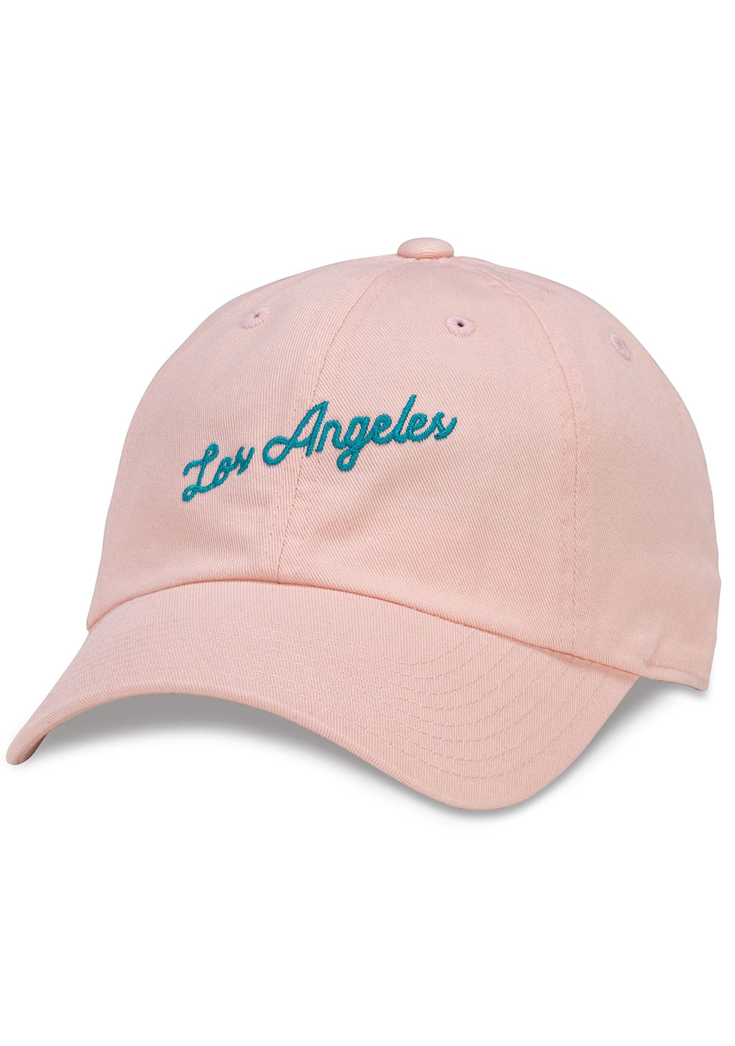 Los Angeles Board Shorts Raglan Hat in Pink