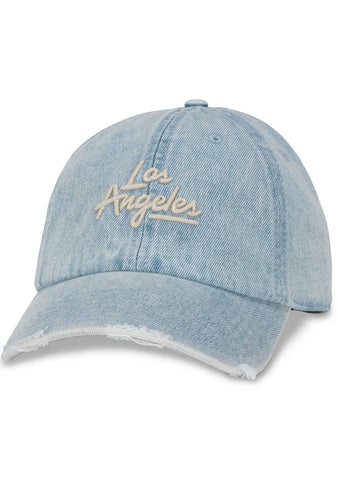 Los Angeles Round Up Baseball Hat
