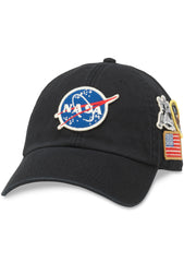 NASA Foley Hat in Black