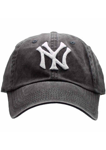 American Needle New York Yankees Raglan Baseball Hat