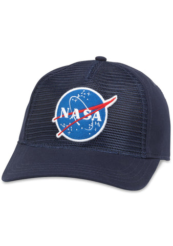 American Needle NASA Durham Hat in Navy