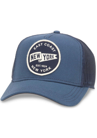 American Needle New York Valin Hat in Navy