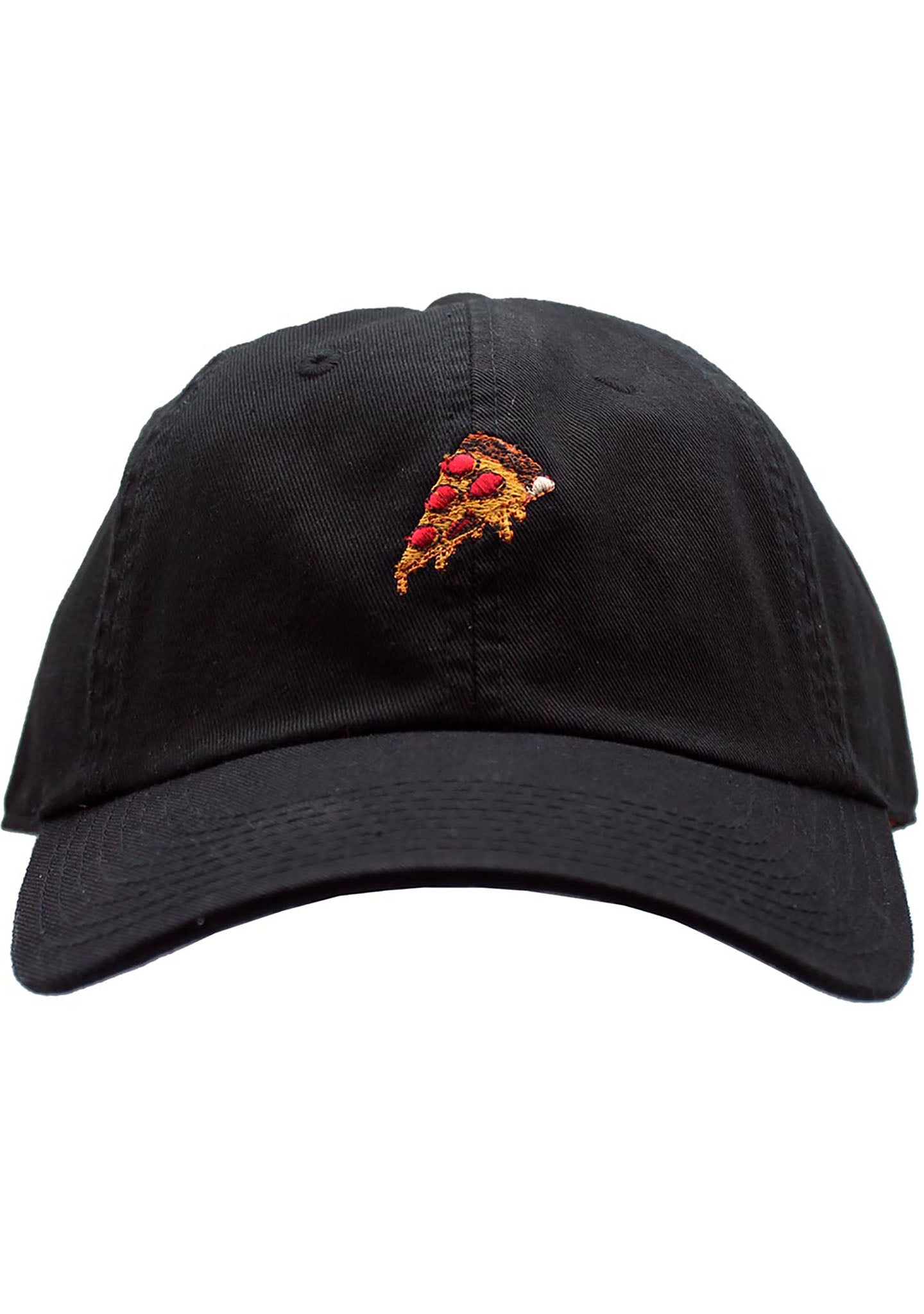 American Needle Pizza Micro Dad Hat