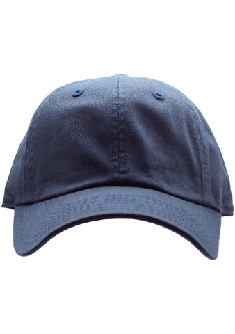 American Needle Washed Slouch Raglan Hat in Navy