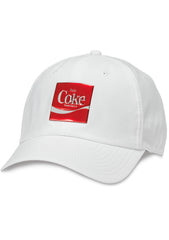 Coke Pace Slouch Curved Brim Hat