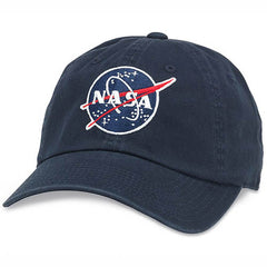 NASA Ballpark Hat in Navy