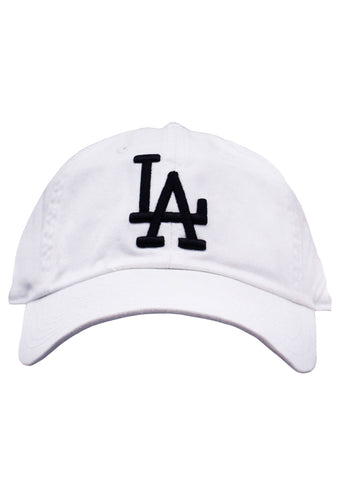 American Needle Los Angeles Dodgers Ballpark Hat in Snow